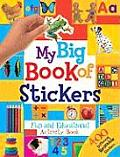 My Big Book of Stickers Fun & Educational Activity Book