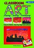 Classroom Art, Ages 8-10