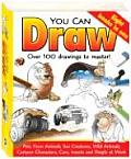 You Can Draw Over 100 Drawings To Master