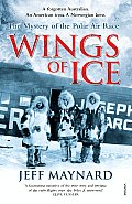 Wings of Ice: The Mystery of the Polar Air Race Cover