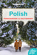 Lonely Planet Polish Phrasebook 3rd Edition