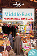 Lonely Planet Middle East Phrasebook & Dictionary 2nd Edition