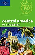 Central America (Lonely Planet Central America on a Shoestring) Cover