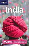 Lonely Planet India 13th Edition