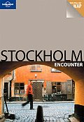 Lonely Planet Stockholm Encounter With Pull Out Map