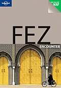 Lonely Planet Fez Encounter With Pull Out Map