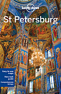 Lonely Planet St Petersburg 6th Edition