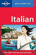 Lonely Planet Italian Phrasebook (Lonely Planet Phrasebook: Italian)