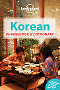 Lonely Planet Korean Phrasebook & Dictionary (Lonely Planet Phrasebook: Korean)