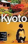 Lonely Planet Kyoto 5th Edition