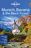 Lonely Planet Munich Bavaria & the Black Forest