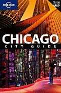 Lonely Planet Chicago [With Map] (Lonely Planet Chicago)