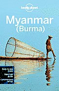 Lonely Planet Myanmar Burma 11th Edition