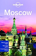 Lonely Planet Moscow 5th Edition