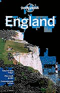 Lonely Planet England [With Map] (Lonely Planet England)