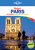 Lonely Planet Pocket Paris [With Pull-Out Map] (Lonely Planet Pocket Guide Paris)