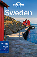 Lonely Planet Sweden [With Stockholm Pull-Out Map] (Lonely Planet Sweden)