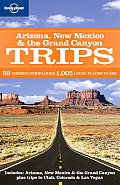 Lonely Planet Arizona New Mexico & the Grand Canyon Trips