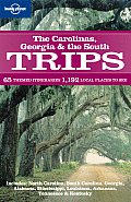 Lonely Planet Trips: The Carolinas, Georgia & the South Cover