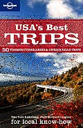 Lonely Planet USA Best Trips 1st Edition