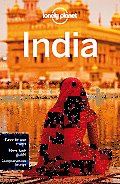 Lonely Planet India [With Map] (Lonely Planet India)