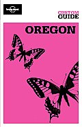 Lonely Planet Custom Guide Oregon