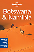 Lonely Planet Botswana & Namibia 3rd Edition