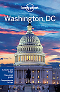 Washington, DC [With Map] (Lonely Planet Washington, DC)