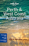 Lonely Planet Perth & West Coast Australia [With Map]