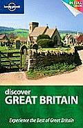 Lonely Planet Discover Great Britain 1st Edition