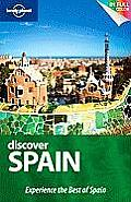 Lonely Planet Discover Spain 1st Edition