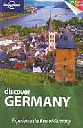 Lonely Planet Discover Germany 1st Edition