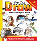 You Can Draw Over 80 Drawings to Master