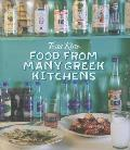 Food from Many Greek Kitchens. Tessa Kiros Cover