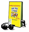 Give Peas a Chance and Other Funny Stories [With Earbuds]