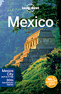 Lonely Planet Mexico 13th Edition