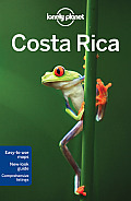 Costa Rica (Lonely Planet Costa Rica) Cover