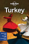 Lonely Planet Turkey 13th Edition