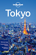 Lonely Planet Tokyo 9th Edition