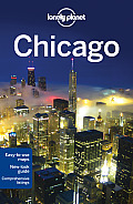 Lonely Planet Chicago City Guide (7TH 14 Edition)