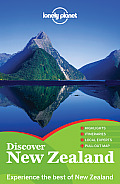 Lonely Planet Discover New Zealand [With Map] (Lonely Planet Discover New Zealand)