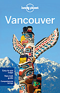 Lonely Planet Vancouver 6th Edition