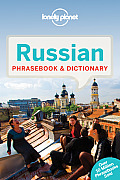 Lonely Planet Russian Phrasebook & Dictionary (Lonely Planet Phrasebook: Russian)