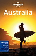 Lonely Planet Australia 17th Edition