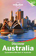 Lonely Planet Discover Australia [With Map] (Lonely Planet Australia)
