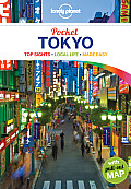 Lonely Planet Pocket Tokyo 4th Edition