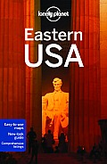 Lonely Planet Eastern USA 1st Edition