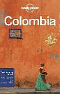 Lonely Planet Colombia 7th Edition