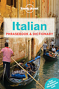 Lonely Planet Italian Phrasebook...
