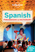Lonel Spanish Phrasebook (Lonely Planet Phrasebook: Spanish) Cover